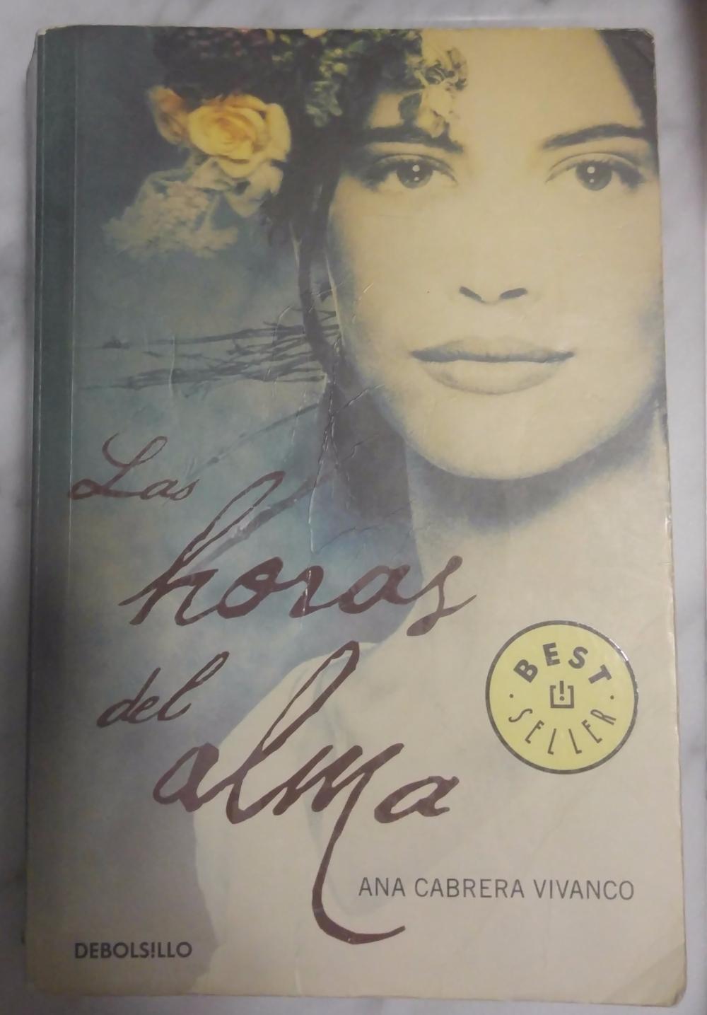 Las horas del alma, Ana Cabrera Vivanco